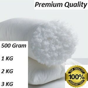 Virgin 100/% Polyester Filling For Stuffing Pillows Toy Teddy Dolls Cushion