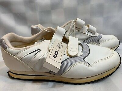 Vintage TRAX KMart Sneakers Strap Men's