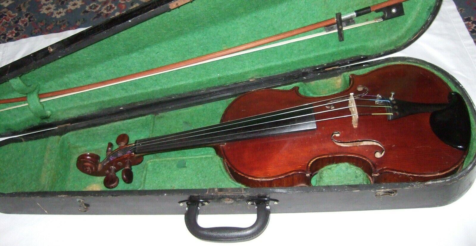 Fine example of The Maidstone 4 4 violin by Murdock & Murdoch, London VGC cased