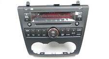 Altima CD radio + front aux input jack. OEM factory original stereo. NEW