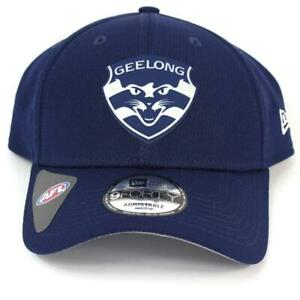 New-Era-Geelong-Cats-Team-9Forty-Hat-Genuine-Cap-In-Navy