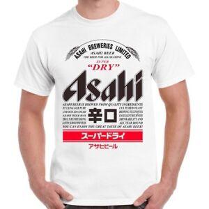 Asahi-Beer-Japanese-Vintage-Cool-Gift-Retro-T-Shirt-157