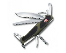 Victorinox Taschenmesser RANGERGRIP 179 130mm grün/schwarz Gravur gratis möglich