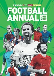 Details about Racing Post Football Annual 2018/19 football Outlook Form  Guide Statistics book