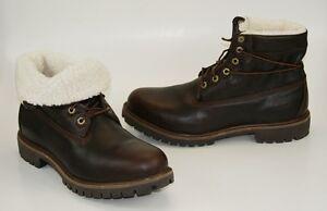 Timberland-Roll-Top-6-Inch-Boots-Herren-Schnuerstiefel-Waterproof-Winter-6832A