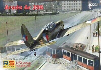 LF Models 1//72 ARADO Ar-96B Camouflage Paint Mask