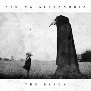 Asking-Alexandria-The-Black-New-amp-Sealed-Digipack-CD