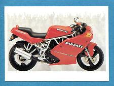 MOTO - Stickline - Figurina-Sticker n. 185 - DUCATI 900 SS -New