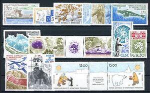 franz. Antarktisgebiete Jahrgang 1991 kpl. postfrisch MNH (ARK49