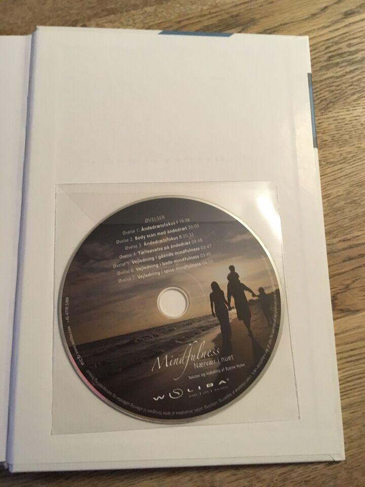 7 lette veje til mindfulness inkl CD, Bjarne Nybo, emne:
