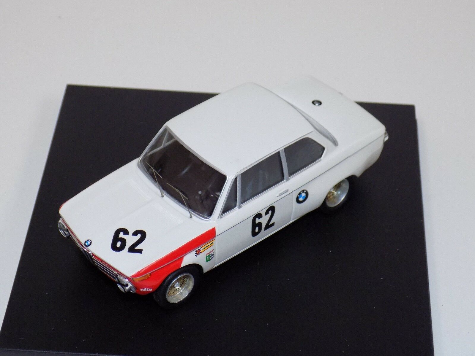 1 43 Trofeu BMW 2002 European Touring Car Champion Champion Champion D.Quester  Car TRF 1709 9af98b