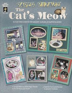 The-Cat-039-s-Meow-Paper-book-Hot-off-the-Press