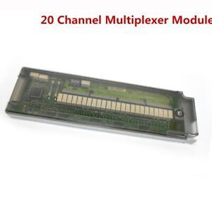 20-Channel-Multiplexer-Module-for-Agilent-34901A-34970A-Data-Acquisition-Card
