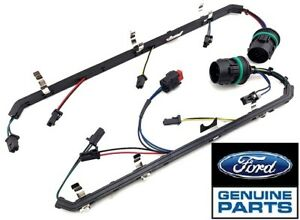1995 Ford OEM 7.3L Powerstroke Fuel Supply Line F5TZ-9A332-A 3907