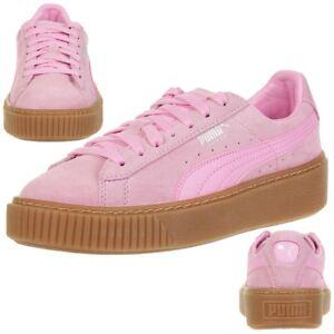 Puma Platform Suede Scarpe bambino pelle 02 per in bambini Jr 363663 da Sneaker OAOwrq