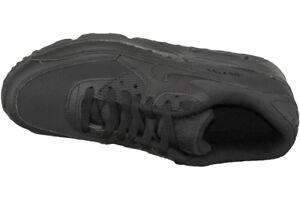 Nike Air Max 90 Mesh Gs 833418 001 Svart