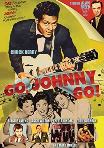 GO JOHNNY GO-GO JOHNNY GO (US IMPORT) DVD NEW