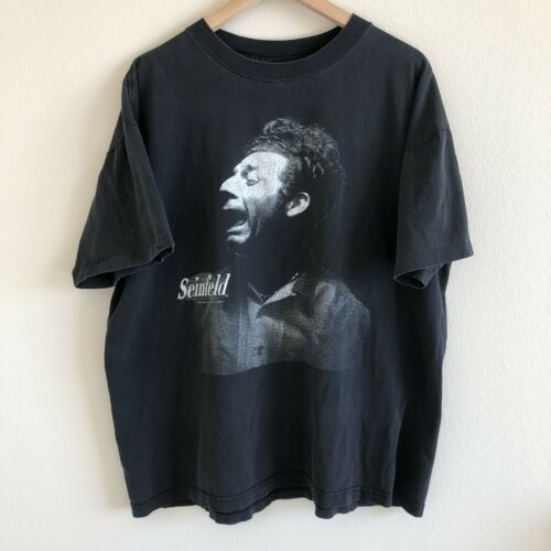VTG 1993 Seinfeld Kramer Shirt XL Kramer Stanley D