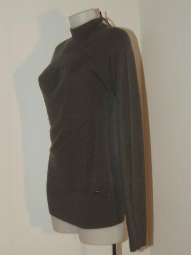 S Jersey Fornarina Green Strikket Woods Sweater Maxi Cyril BqRw5t6R