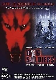 Dog Soldiers - DVD - FREE POST