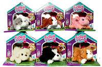 Furreal Friends Snuggimals Interactive Pets Butterscotch & Friends Snug-a...