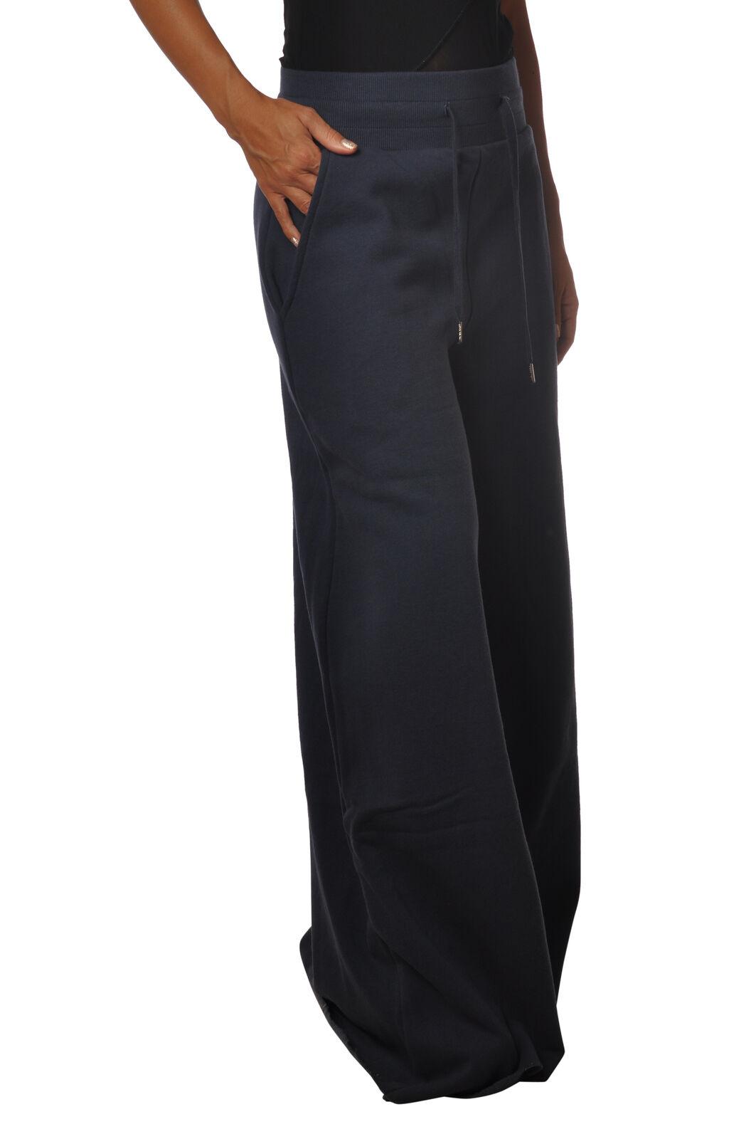 5 Preview - Pantaloni-Pantaloni felpa - damen - Blu - 5508405M184340