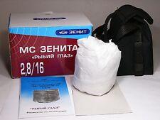 FishEye MC Zenitar-N f/2.8/16 16mm F2.8 Brand NEW Lens For Nikon