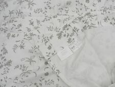 """Pair of IKEA Alvine Blad Curtains Panels with tie backs~Leaves Size 57""""w x 81"""" L"""