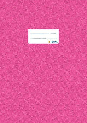 Herma 7452 1 Stck Heftumschlag Heftumschläge pink  DIN A 4