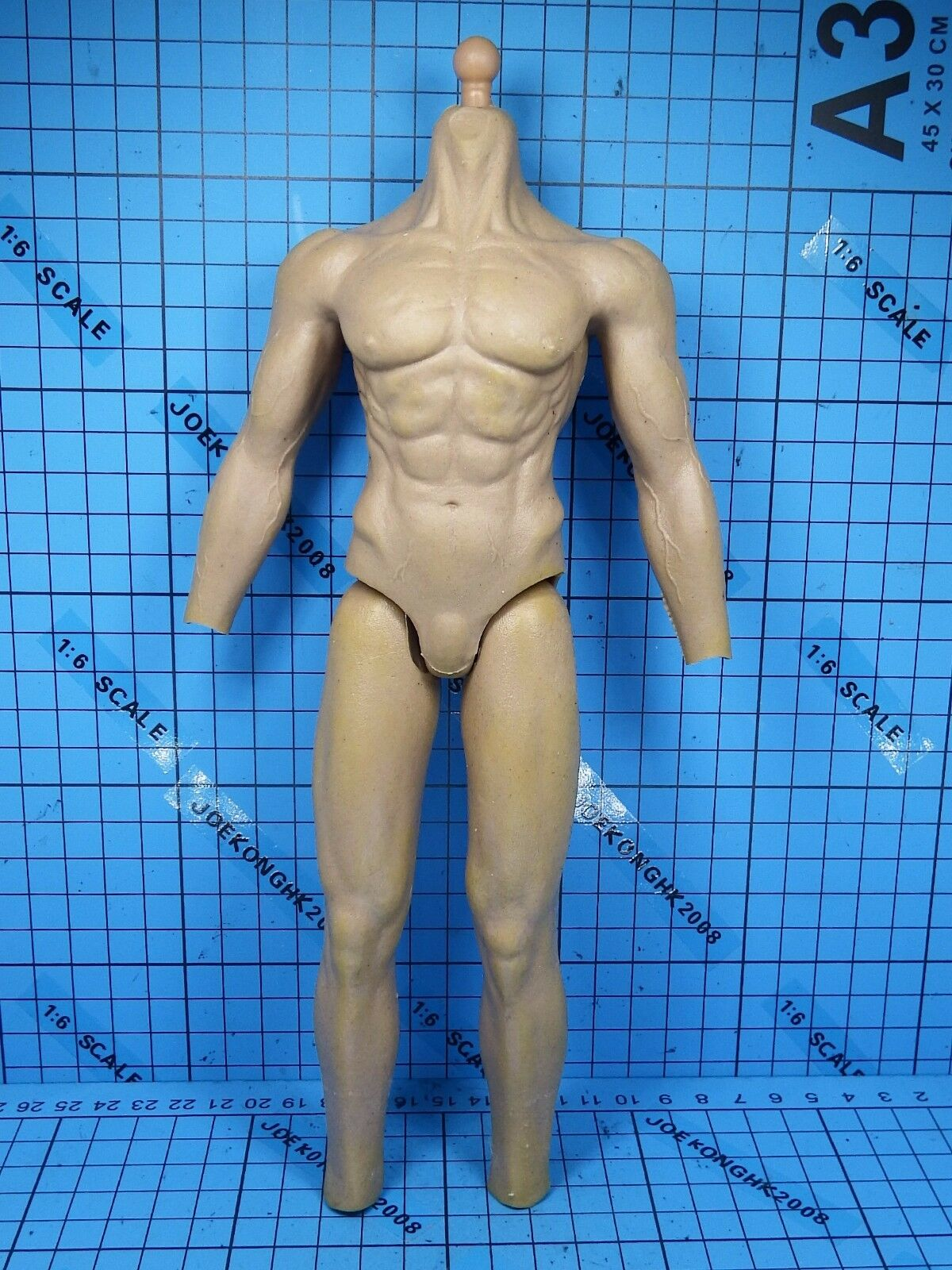 CM Toys 1 6 H010 Private Military Contractors Figure - Muscular Body w Vein