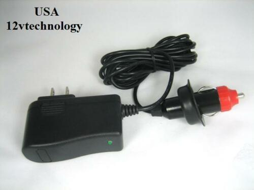 Designed For Motorcycle Style Battery Automatic Smart 12 V Trickle Charger