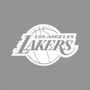 Los Angeles Clippers #3 NBA Team Logo 1Color Vinyl Decal Sticker Car Window Wall