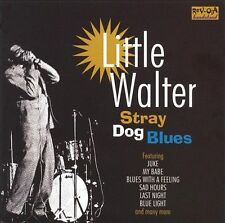 "LITTLE WALTER ""Stray Dog Blues"" cd OOP"