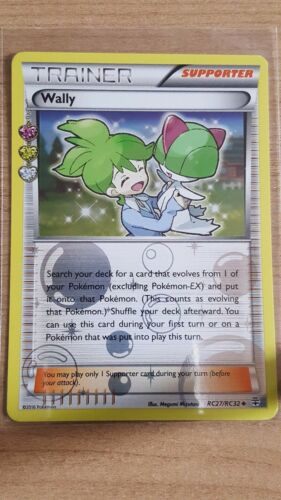 Pokemon cards Generation RC5-RC27 Holos Mint Condition