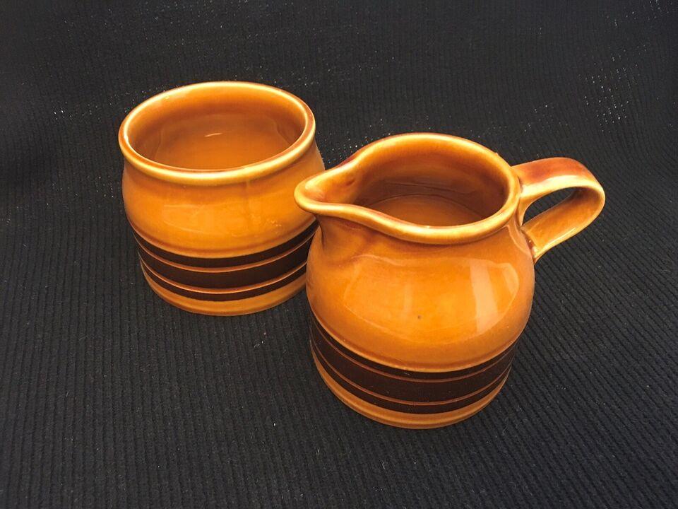 Keramik, Fløde og Sukker