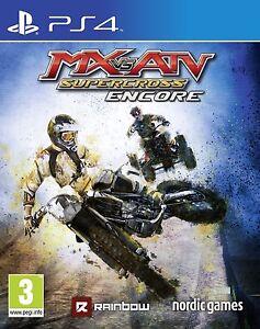 PS4-MX-VS-ATV-SuperCross-Encore-moto-cross-Jeu-PRODUIT-NEUF