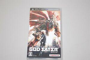 God Eater Japan Sony PSP game