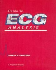 Guide to ECG Analysis, Joseph T. Catalano, Very Good Book
