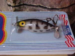 Phillips PKC 3713 Original Crippled Killer 1//4oz Topwater to Fly Fish or Cast