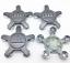 Silber-4-x-135mm-Alufelgen-Felgendeckel-Nabenkappen-Silver-Wheel-Cap-fuer-AUDI Indexbild 1