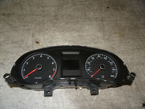 Details about 2011-2015 VW JETTA OEM SPEEDOMETER INSTRUMENT CLUSTER FACTORY  5c6 920 950 d