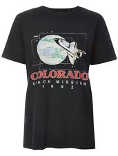 Tee and cake T Shirt Colorado Shuttle Space Topshop 12