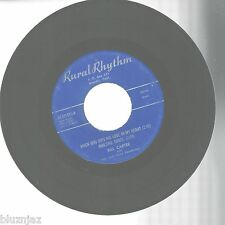 """45"""" EP-516-Rural Rhythm~Amazing Grace/This World Is Not My Home~Plus (2) Carter"""