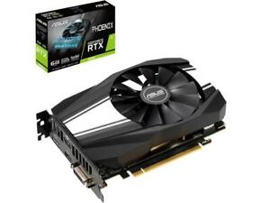 ASUS Phoenix GeForce RTX 2060 DirectX 12 Ph-rtx2060-6g 6gb 192-bit Gddr6 PCI Exp