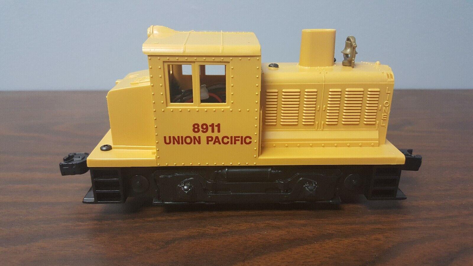 Lionel O Scale  8911 Union Pacific Switcher