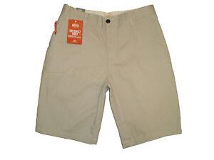 Dockers-Men-039-s-Classic-Fit-The-Perfect-Short-Porcelain-Size-38-40-42-New