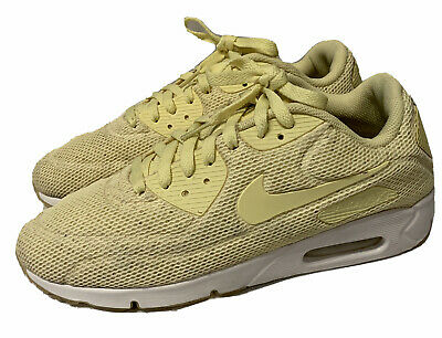 Size 10 - Nike Air Max 90 Ultra 2.0 Breathe Yellow for sale online ...