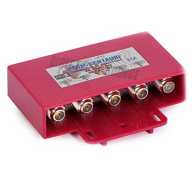 EMP CENTAURI 4x1 Waterproof DiSEqC Multi-Switch FTA Satellite Dish LNB Switches