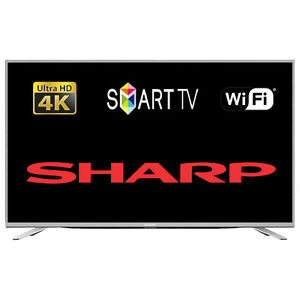 Sharp-LC-49CUF8462KS-49-034-Smart-LED-TV-Ultra-HD-4K-With-Freeview-HD-Tuner-Wi-Fi