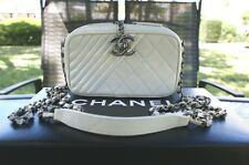 Chanel Coco Boy Leather petite Mini WOC Camera Bag Rare and Limited